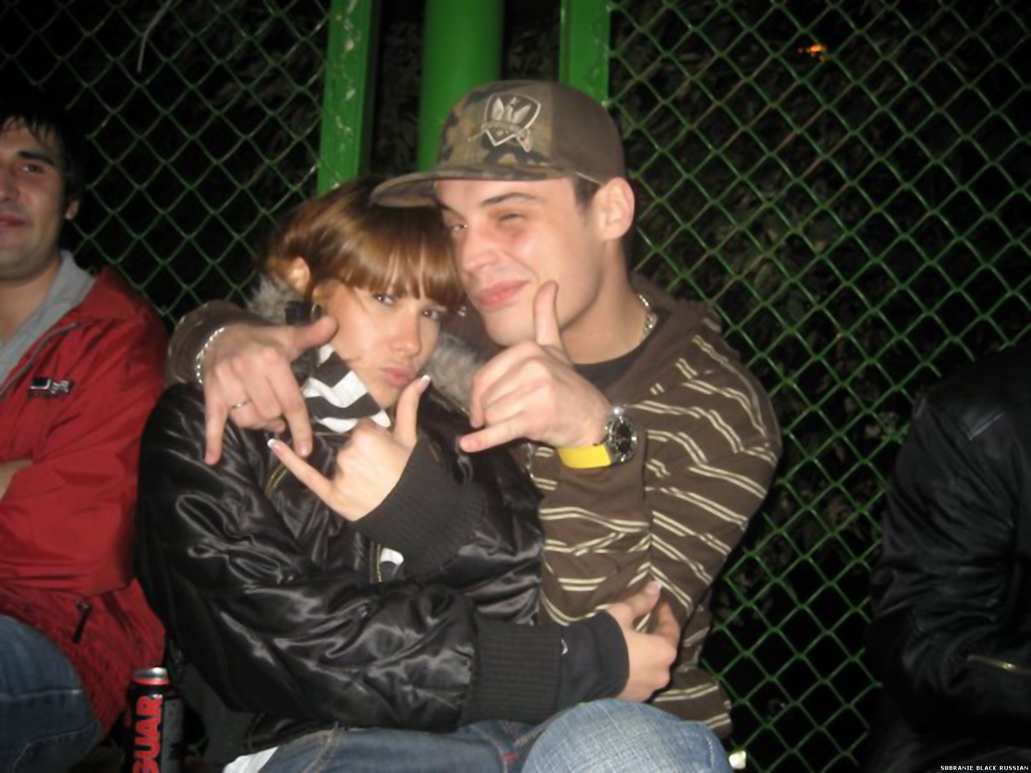 Гуф с детьми фото